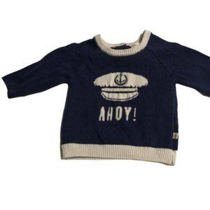 ❤️ 3 for $30 ❤️  Rosie Pope Baby Nautical Sweater